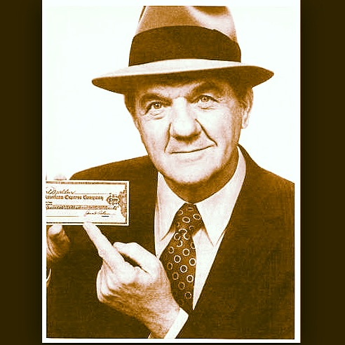 Karl Malden's nose